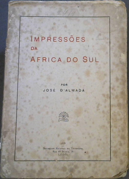 Image for Impressoes da Africa do Sul