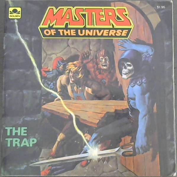 Image for Masters Of The Universe: The Trap