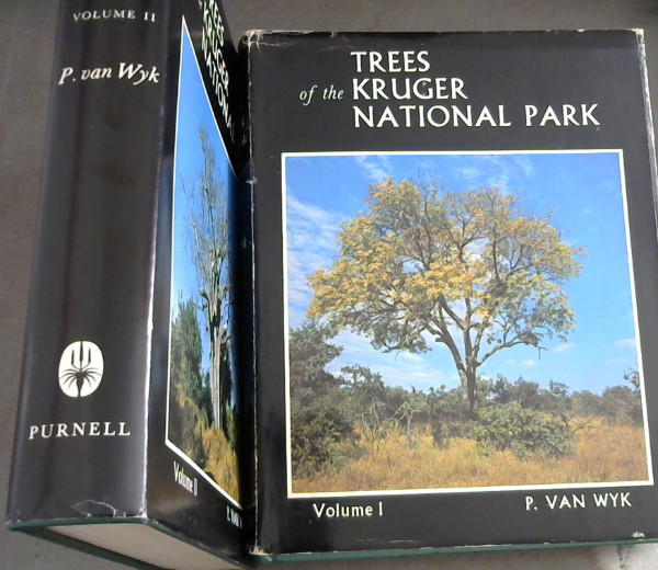 Image for Trees of the Kruger National Park (2 Volume Set)