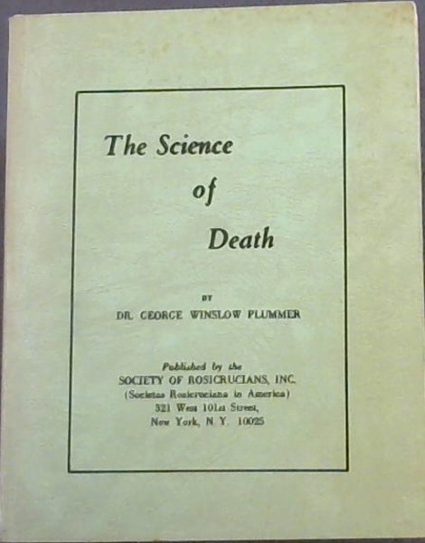 Image for The Science of Death