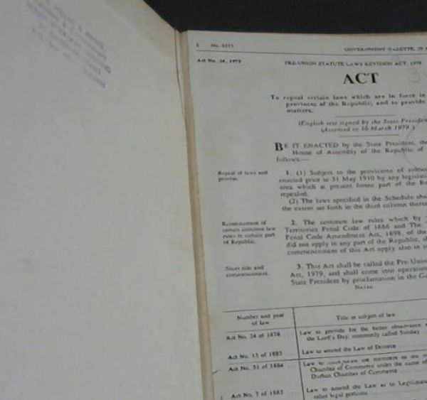 Image for Statutes of Natal - being a Compilation of the Statutes of the Colony of Natal from the years 1845 to 1899, inclusive, with foot-notes, and with appendix containing the Acts of 1900 - 3 volumes