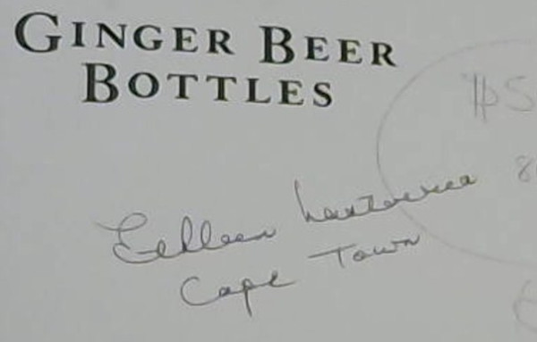 Image for An Illustrated Guide : Ginger Beer Bottles for South African Collectors