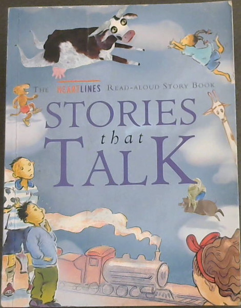 Image for The  HeartLines  Read-Aloud  Story  Book; Stories  that  Talk