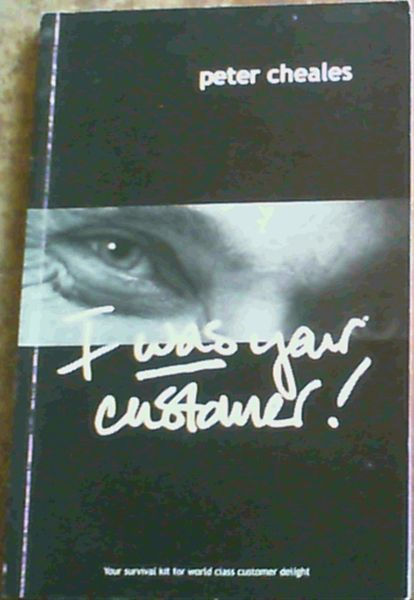 Image for I Was Your Customer