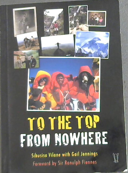 Image for TO THE TOP FROM NOWHERE