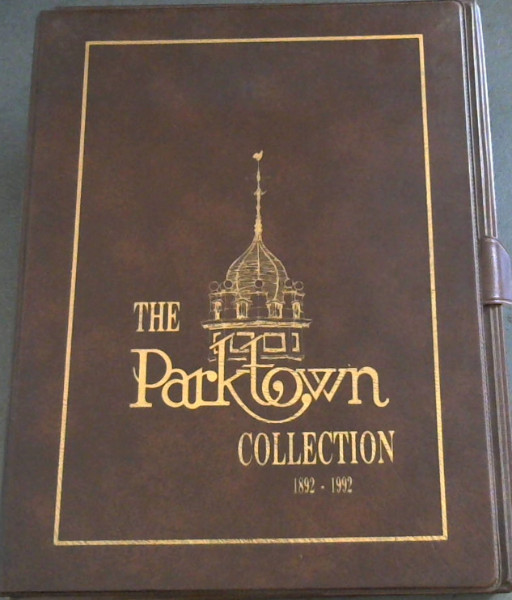 Image for The Parktown Collection : 1892-1992