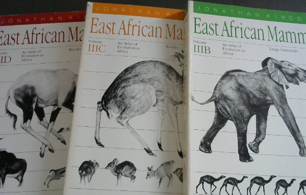 Image for East African Mammals: An Atlas of Evolution in Africa - Vols IIIB-D