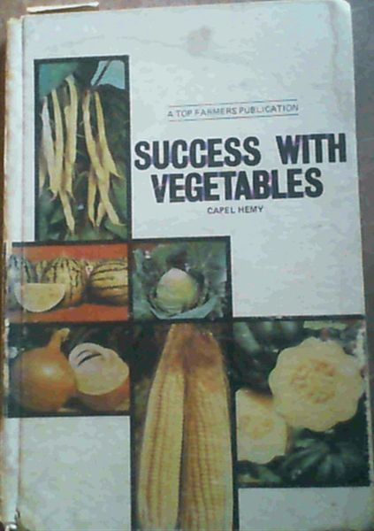 Image for Success with Vegetables