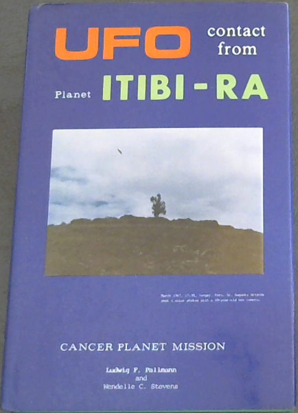 Image for UFO Contact from Itibi-Ra : Cancer Planet Mission