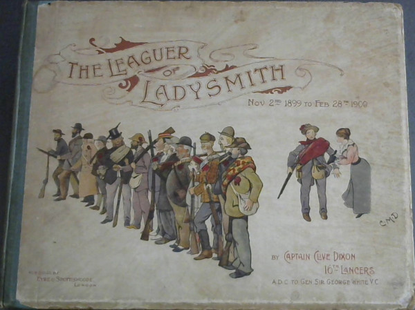 Image for The Leaguer of Ladysmith