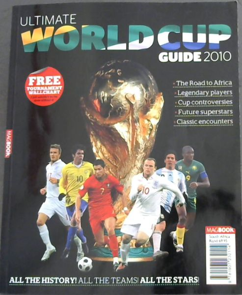 Image for Ultimate World Cup Guide 2010