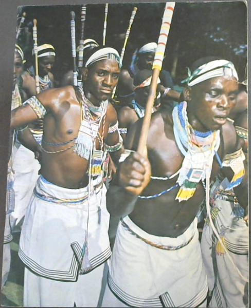 Image for The Tenth Group Tribal Dancing Display  at Vlakfontein Dancing Arena (Gold Fields of South Africa Limited)