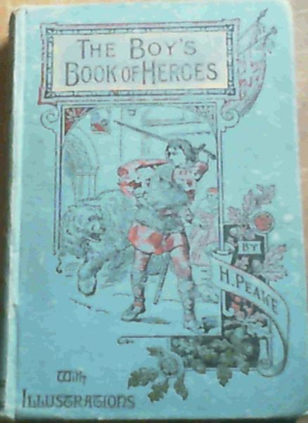 Image for The Boy's Book of Heroes