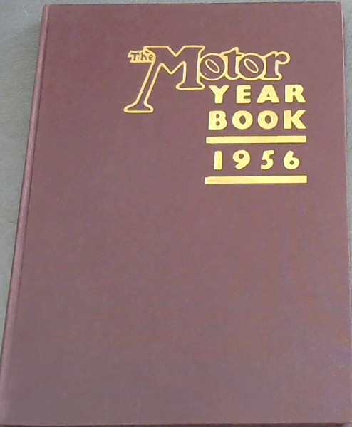 Image for The Motor Year Book 1956
