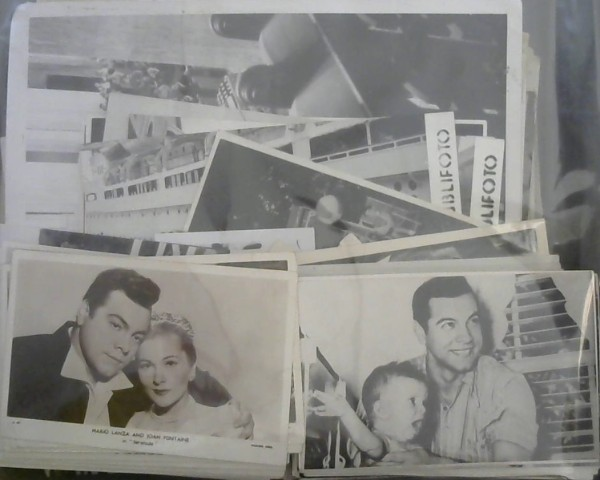 Image for Photographs of Mario Lanzo - Collection
