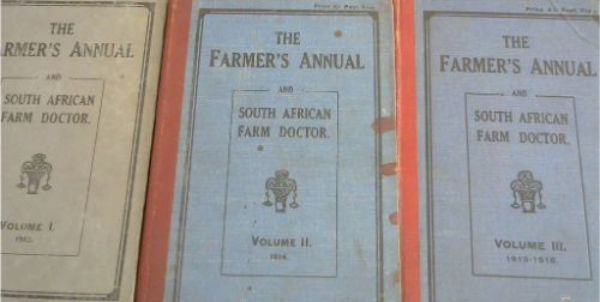 Image for The Farmer's Annual and South African Farm Doctor - Vols I-III