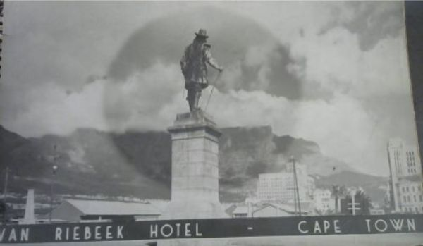 Image for Van Riebeek Hotel - Cape Town - Architectural Plans - Cape Town Foreshore Plan 1947