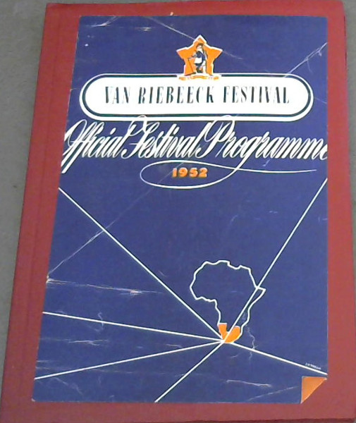 Image for Official Programme of the Van Riebeeck Festival (1952)