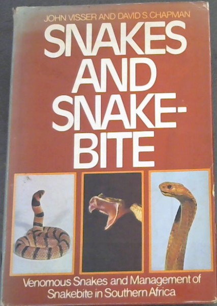 Image for Snakes and Snakebite