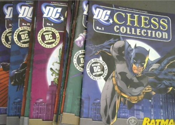 Image for DC Chess Collection - 20 issues