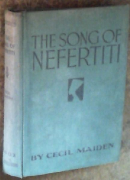 Image for The Song of Nefertiti