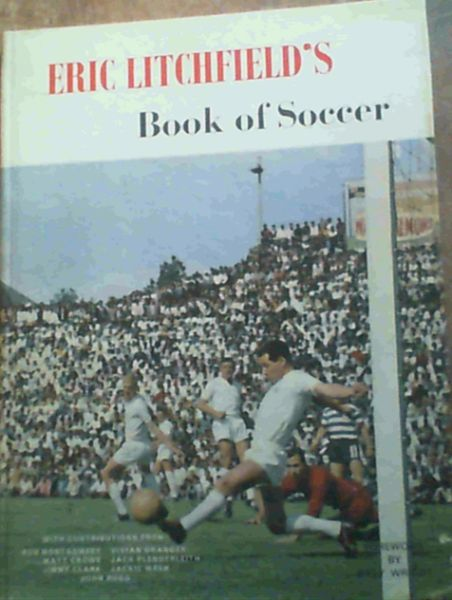 Image for Eric Litchfield's Book of Soccer