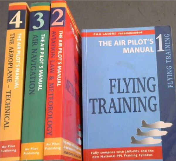 Image for The Air Pilot's Manual  (Vol 1 to 4)