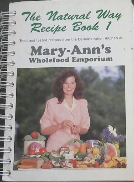 Image for The Natural Way Recipe Book 1