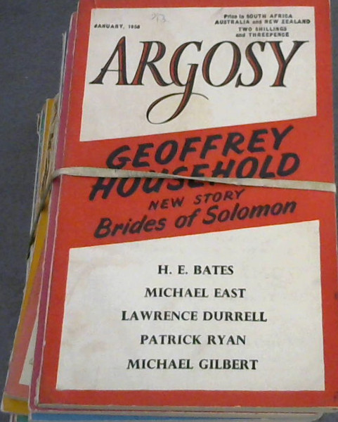 Image for Argosy - Vol XIX - 1958 - 11 issues