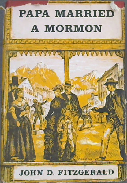 Image for Papa Married a Mormon
