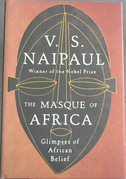 Image for The Masque of Africa: Glimpses of African Belief (Borzoi Books)