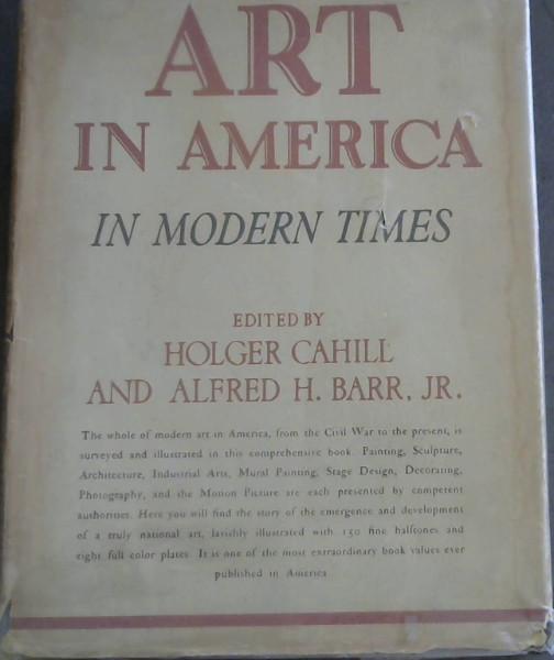 Art in America in Modern Times