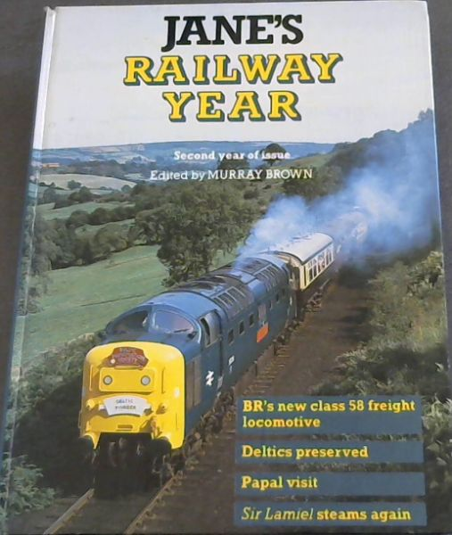 Image for Jane's Railway Year : 2nd. year of Issue