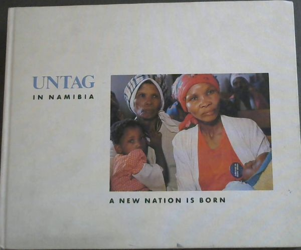 Image for Untag in Namibia a New Nation Is Born