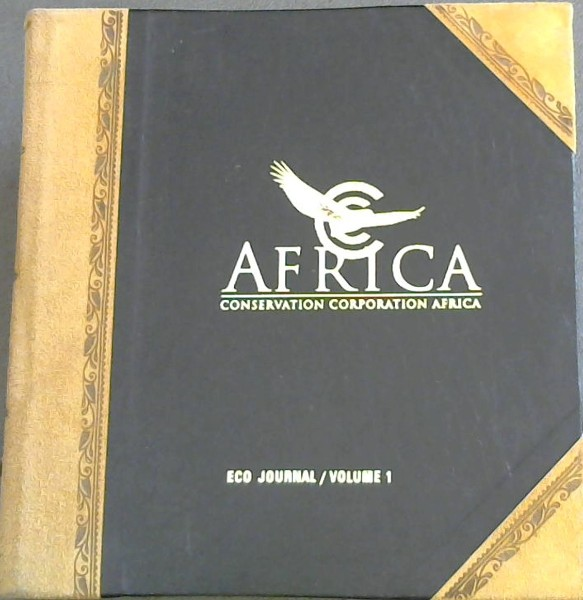 Image for Conservation Corporation Africa Ecological Journal Volume 1 1999