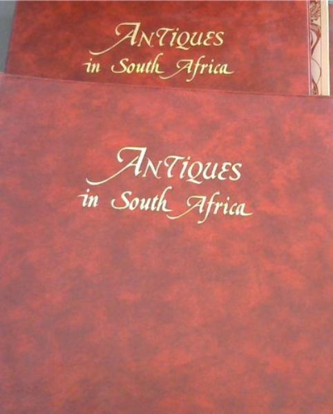 Image for Antiques in South Africa - 17 issues