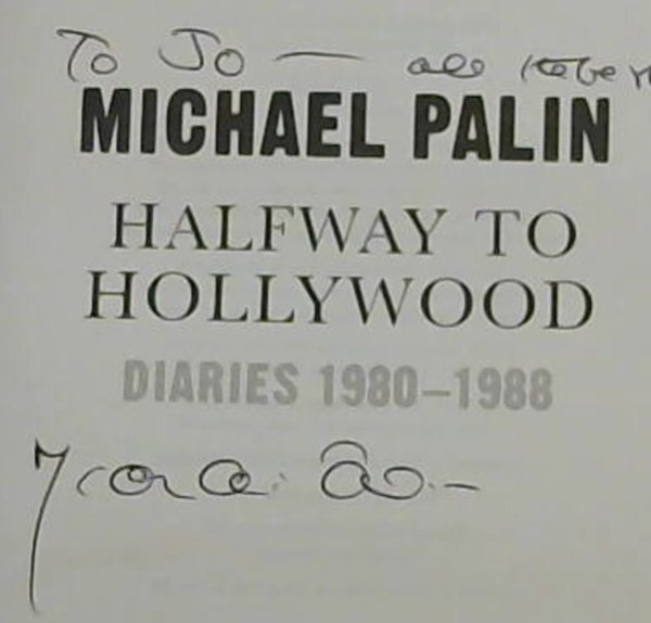 Image for Halfway To Hollywood: Diaries 1980-1988