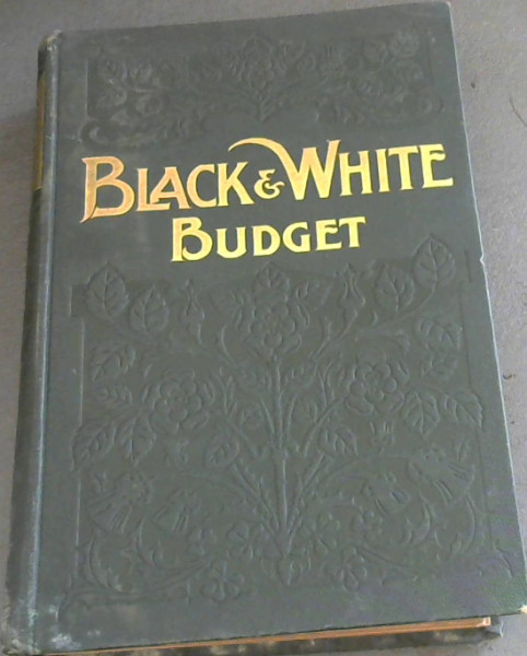 Image for Black & White Budget - 2 Books