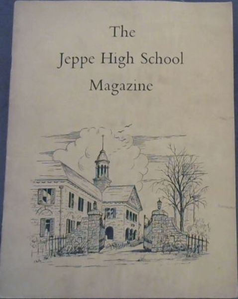 Image for The Jeppe High School Magazine : Number 88. December 1957