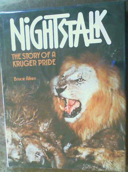 Image for Nightstalk : The Story of a Kruger Pride