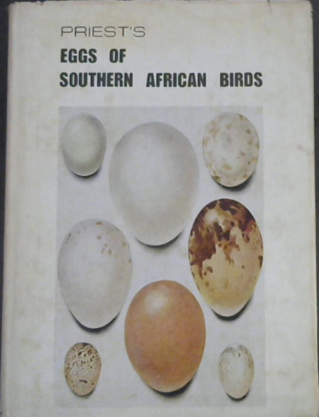 Image for Priest's Eggs of South African Birds