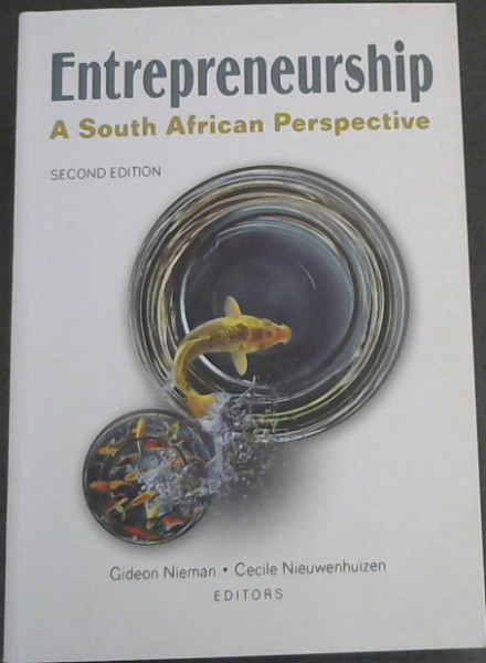 Image for Entrepreneurship: A South African Perspective