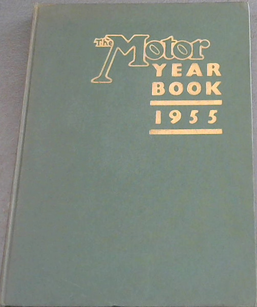 Image for The Motor Year Book 1955
