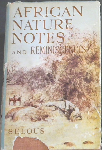 Image for African Nature Notes and Reminiscences