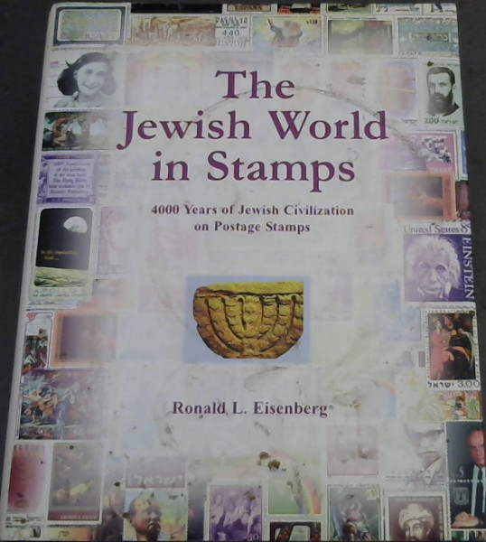 Image for The Jewish World in Stamps: 4000 Years of Jewish Civilization on Postal Stamps