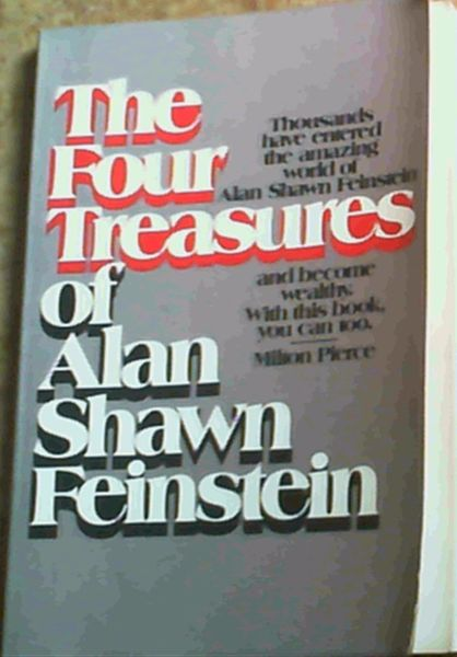 Image for The Four Treasures of Alan Shawn Feinstein