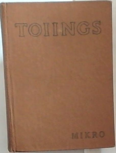 Image for Toiings