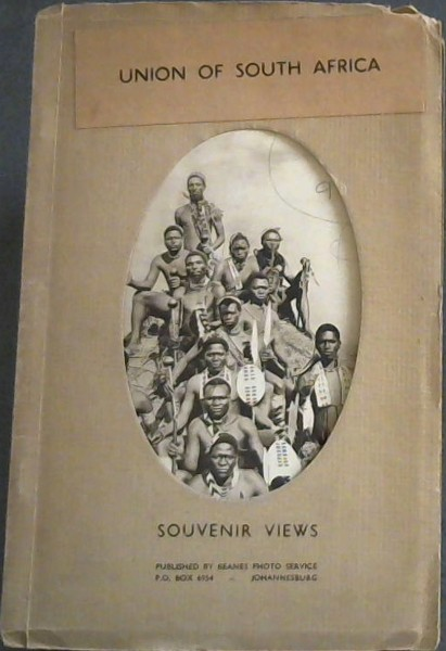 Image for Union of South Africa Souvenir Views