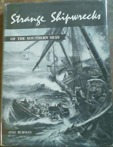 Image for Strange Shipwrecks of the Southern Seas