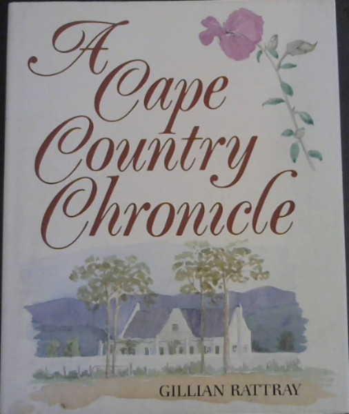 Image for A Cape Country Chronicle